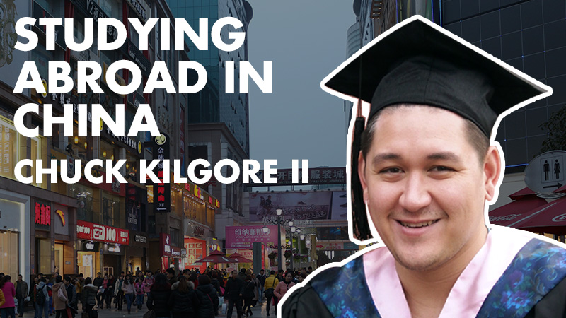 studying abroad in china study chinese chuck kilgore